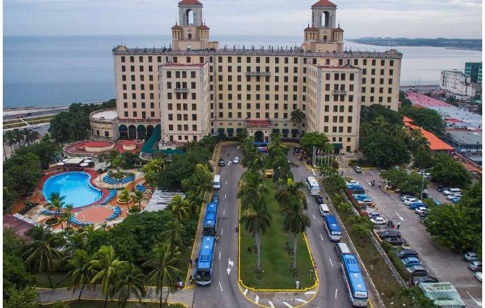 Hotel Nacional de Cuba - JPG