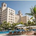 Habitaciones del Hotel Nacional de Cuba