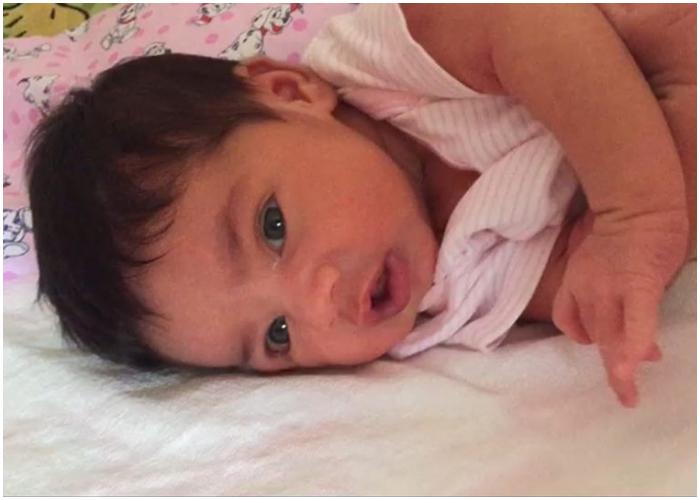 Sofía Karim, la hija del reguetonero cubano El Taiger.