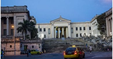 Universidad de La Habana.