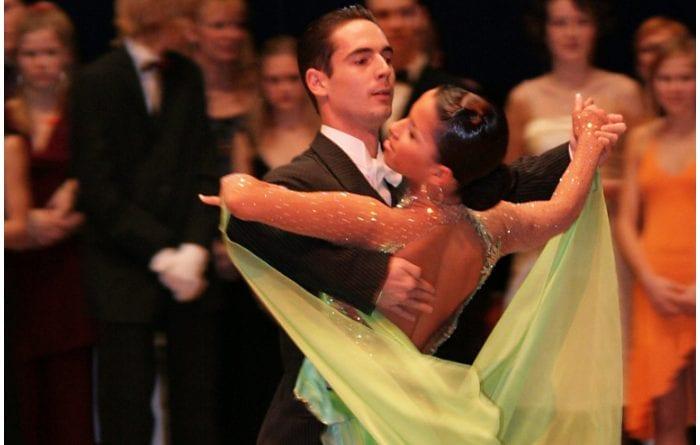 Uno de los estilos de bolero más conocido es el Ballroom.