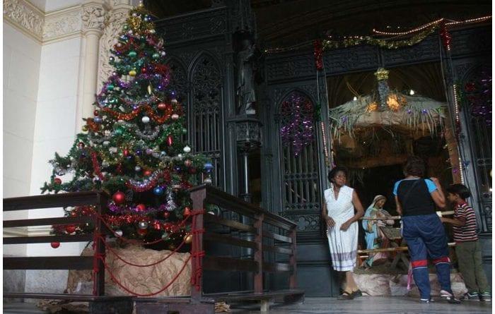 Como se celebra la Navidad en Cuba - foto