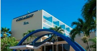 Hotel Atlantico de Cuba - JPEG -