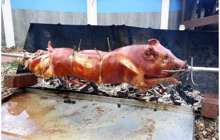 Lechon asado - FOTO