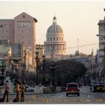 Paseo del Prado de Cuba