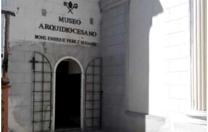 Museo Arquidiocesano Santiago de Cuba