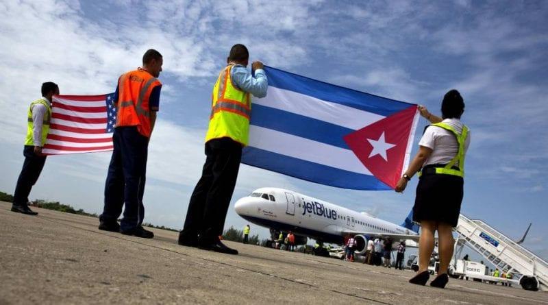 estados unidos suspende vuelos cuba