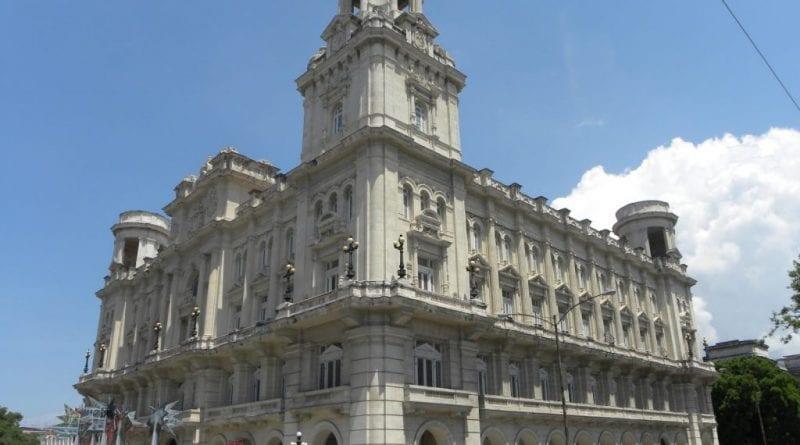 Museo Nacional de Bellas Artes Cuba