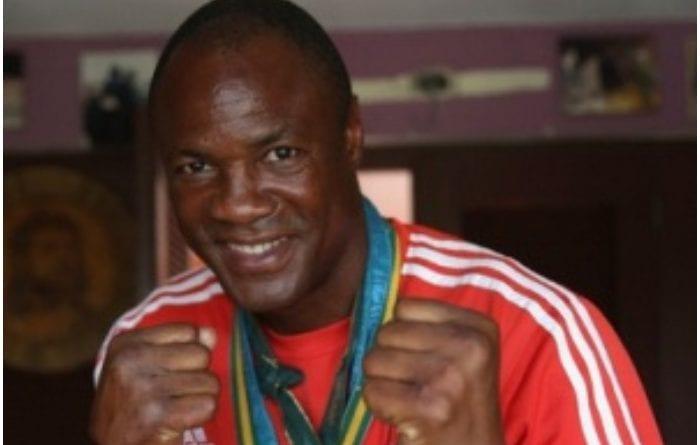 boxeador Felix Savon - JPG