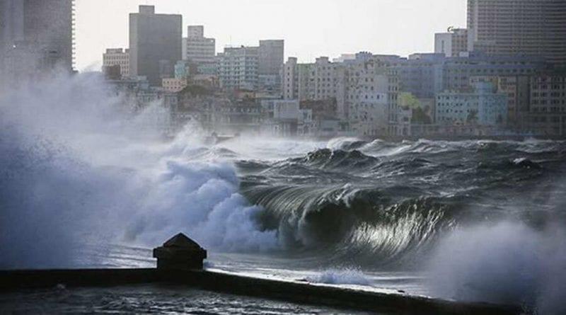 cambio climatico cuba
