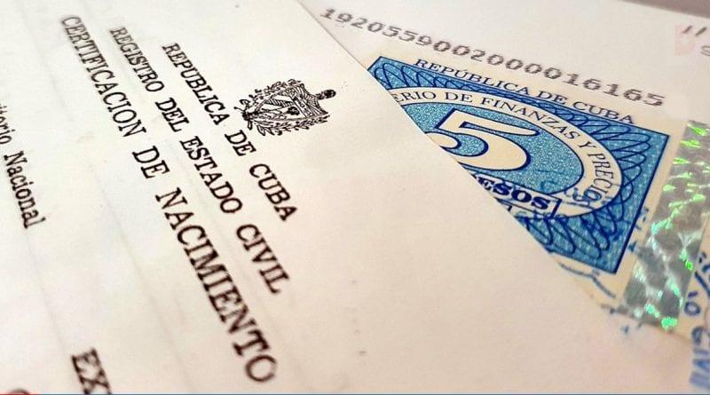 certificaciones cuba