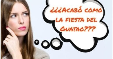 fiesta del Guatao