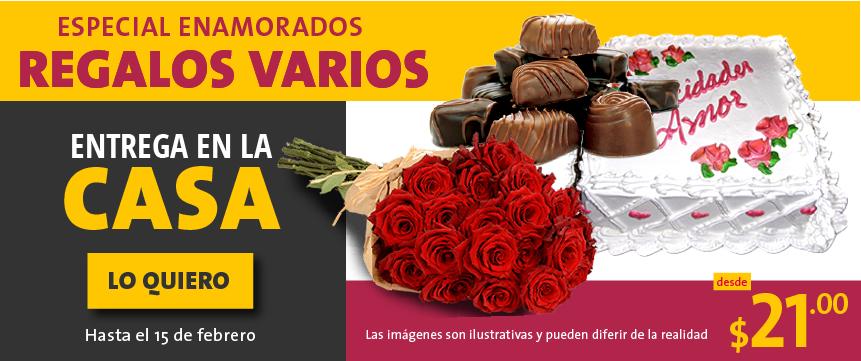 Envía flores, bombones, cakes y más para Cuba por el mes del amor