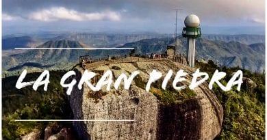 La gran piedra Cuba - FOTO