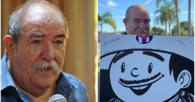 caricaturista cubano Juan Padron