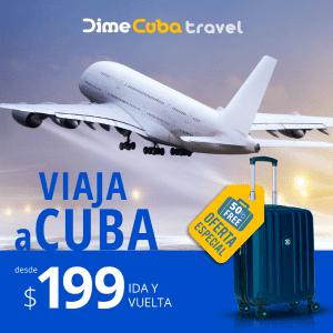 vuelo a Cuba barato