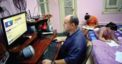 Nauta internet Cuba