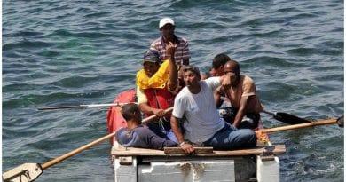 balseros Bahamas Cuba