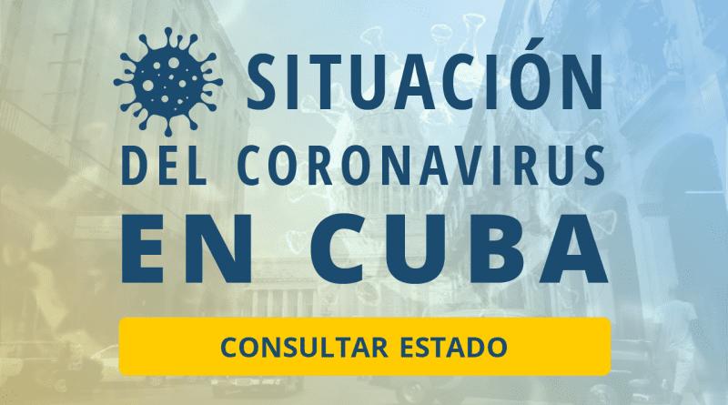 Coronavirus en Cuba: Últimas 24 horas