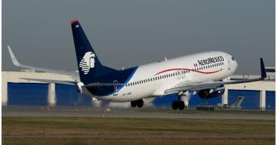 Aeromexico operaciones Cuba julio