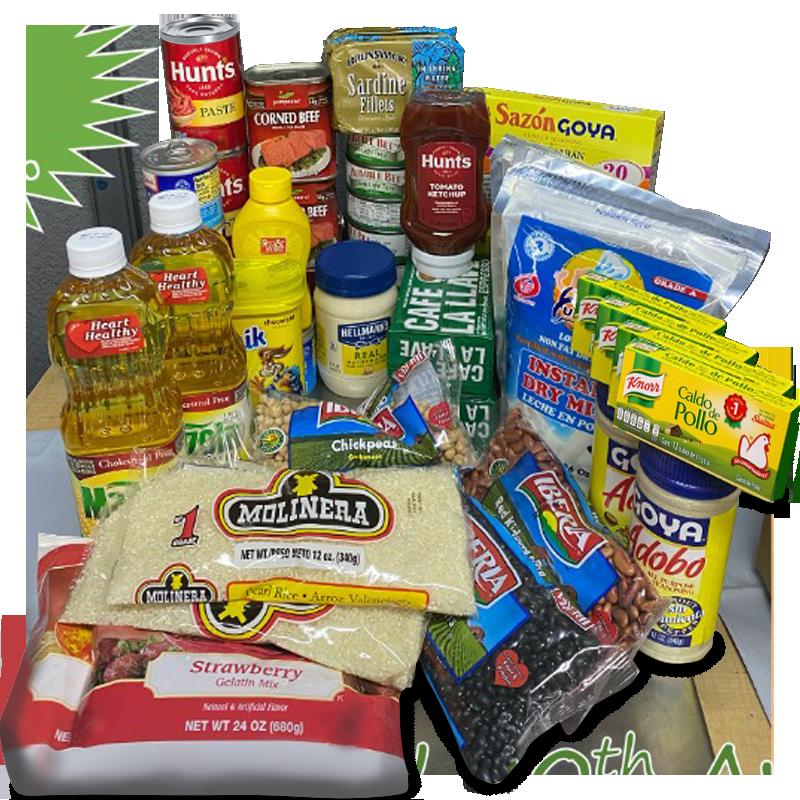 Cuba combos alimentos aseo - Imagen