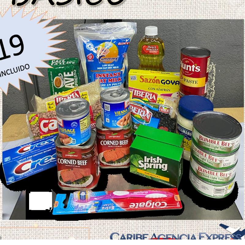 Cuba combos alimentos aseo - JPG