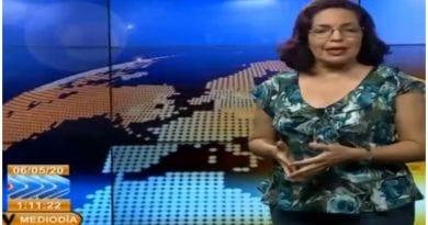 Television Cubana escasez alimentaria