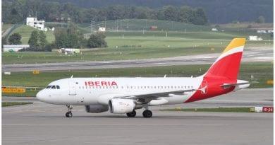 aerolineas españolas operaciones Cuba