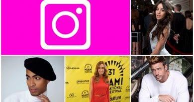 artistas cubanos seguidores instagram