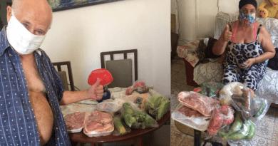 Envíos de Comida para la Habana, Cienfuegos y Santa Clara