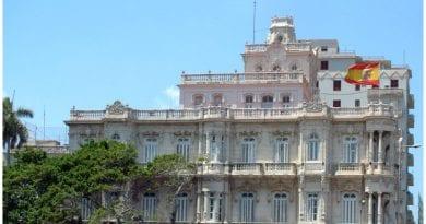 nuevo consul España Cuba