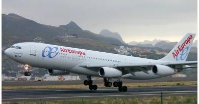 Air Europa reanudar operaciones Cuba