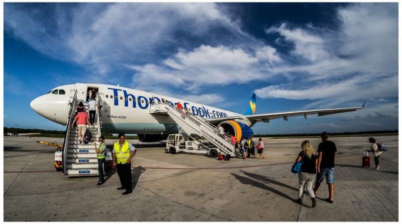Cuba aerolineas turistas