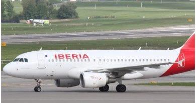 España Cuba vuelo varados