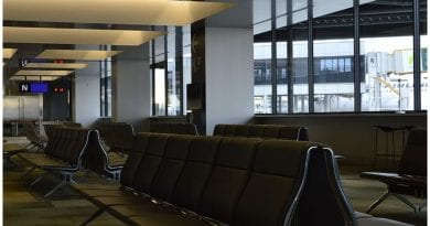 disminuyen pasajeros aeropuerto Miami