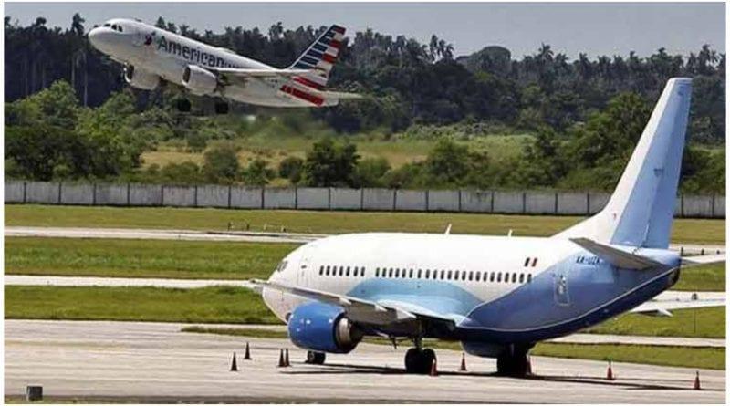 pospondran reanudacion vuelos Cuba