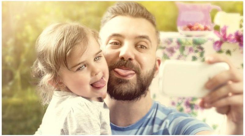 videos padres hijos