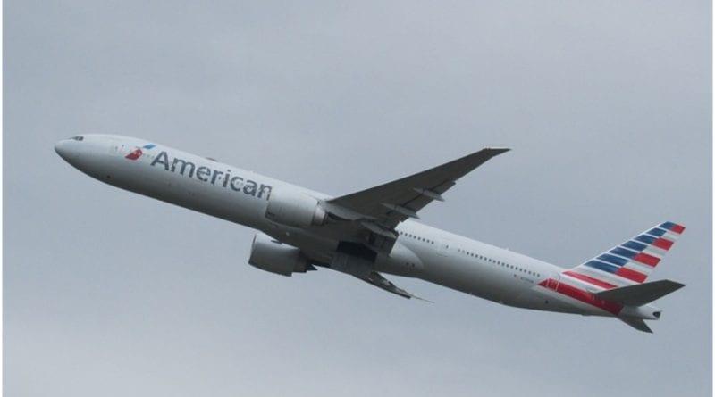American Airlines Cuba agosto