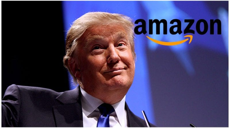 Estados Unidos sancion Amazon Cuba
