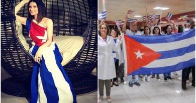 Laura Pausini medicos cubanos