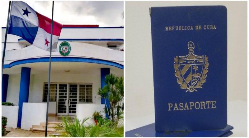 Panama Cuba pasaportes visados