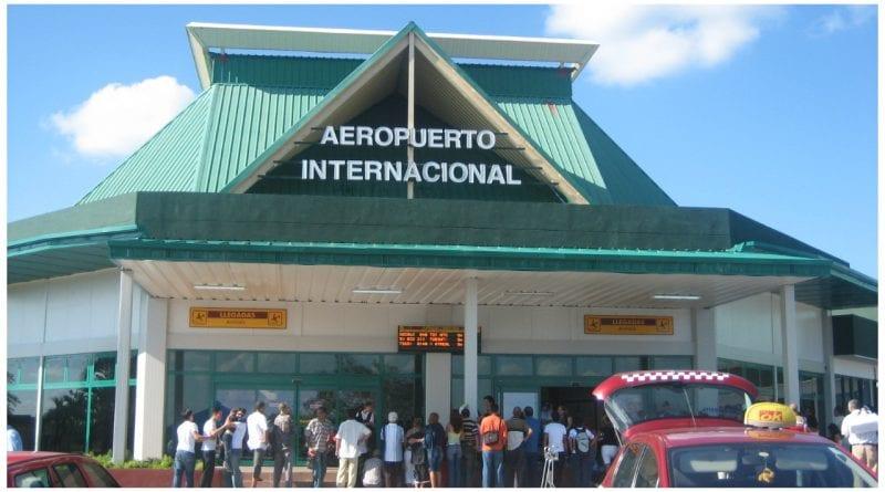 aeropuertos cubanos recibir viajeros