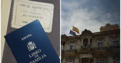 consulado español Habana servicios