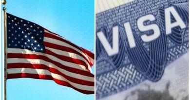 embajadas consulados Estados Unidos visa