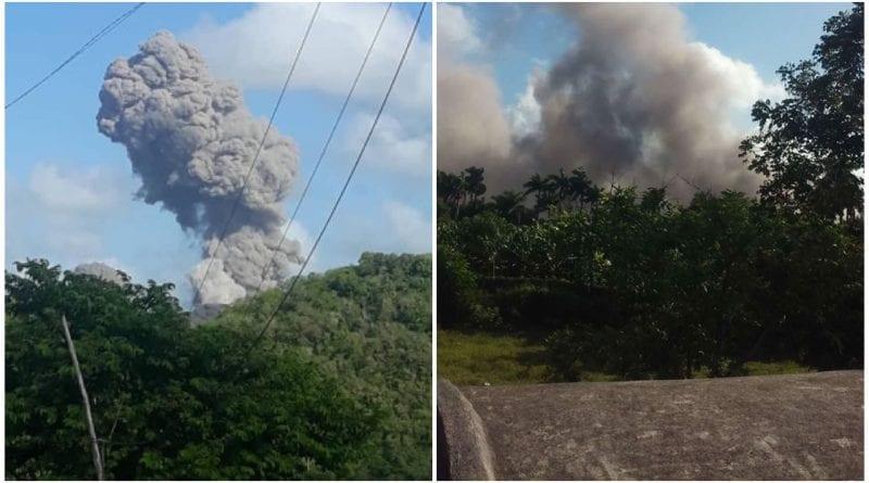 explosiones unidad militar Holguin