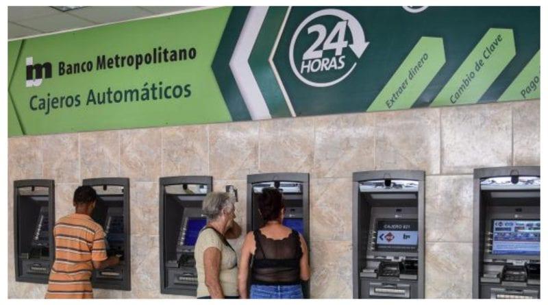 extraer dolares cuentas Cuba