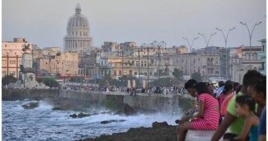 muro Malecon La Habana