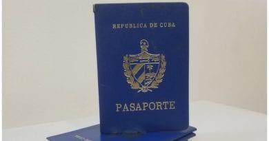 pasaporte cubano valioso America