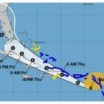 Potencial tormenta tropical se dirige al oeste y amenaza a Cuba