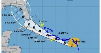potencial tormenta tropical Cuba